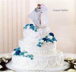 Wedding Cakes from Publix Bakery